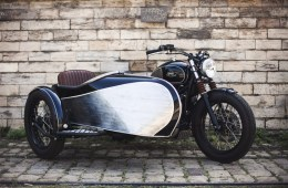BAAK MOTOCYCLETTES Bonneville Alliance | CustomBike.cc
