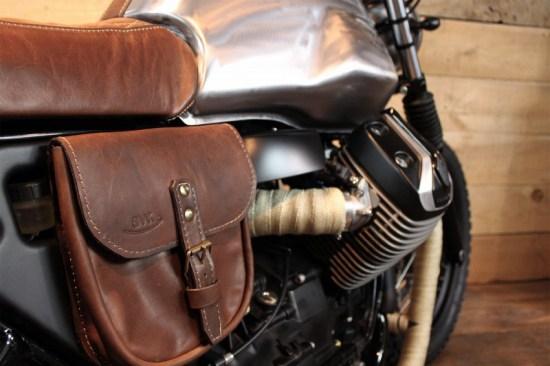 BAAK MOTOCYCLETTES | CustomBike.cc