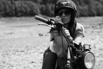 EDWIN JEANS BLITZ MOTORCYCLES | CUSTOMBIKE