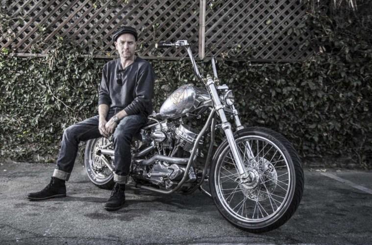 Ewan McGregor Panhead Chopper | CustomBike.cc