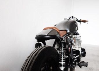 Hookie Co. Honda CB750 1981-3 | CustomBike.cc