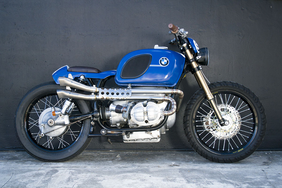 Xcrambler Cycles BMW Model- R60/5 2 | CustomBike.cc