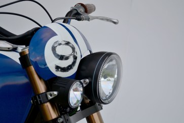 Xcrambler Cycles BMW Model- R60/5 | CustomBike.cc