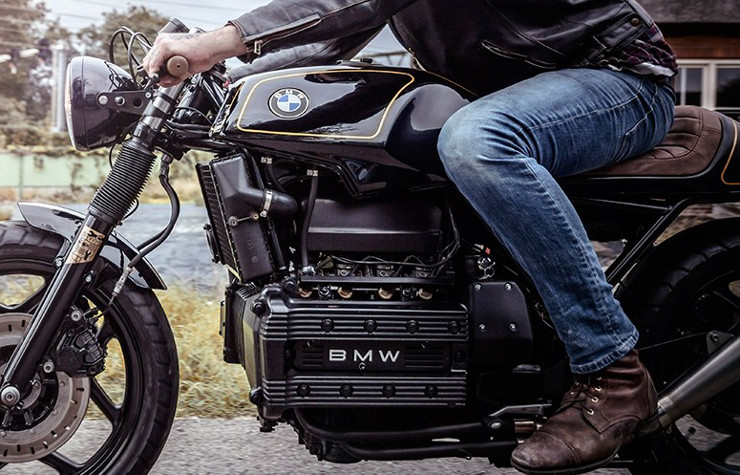 Wrench Kings BMW K100-1 | CustomBike.cc