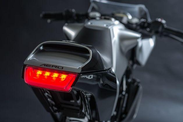 VITPILEN 401 AERO Rearlight RGB | CustomBike.cc