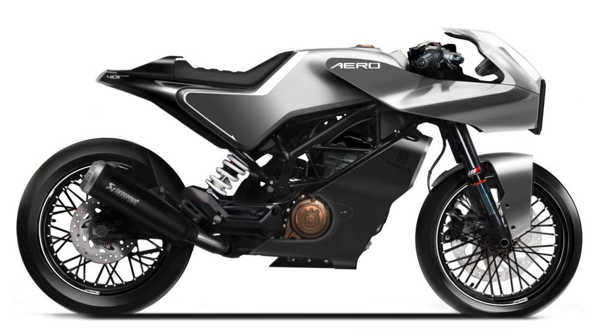 VITPILEN 401 AERO Sketch3 | CustomBike.cc