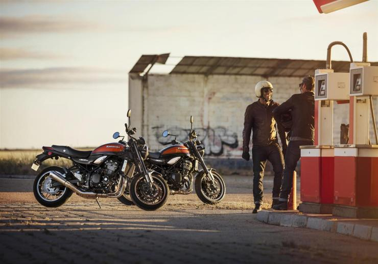Kawasaki Z900RS Launch Video