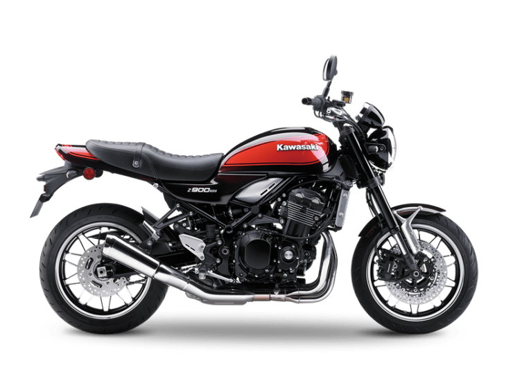 Kawasaki Z900RS Launch