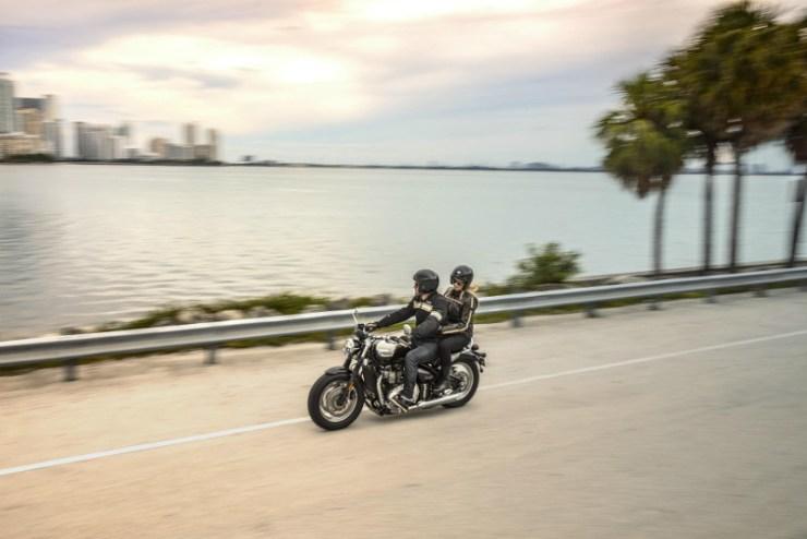 Triumph Bonneville Speedmaster Tour