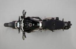 2018 Honda CB1000R Overhead View