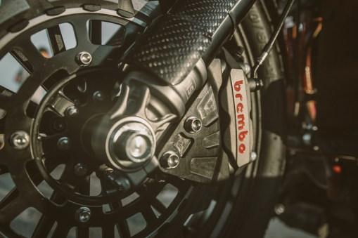 Indian Scout FTR1200 Custom Brembo Brakes