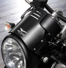 Fly-screen - Moto Guzzi V9 Bobber Custom