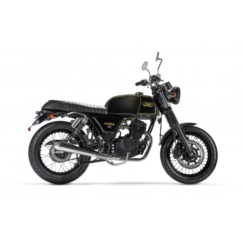Mash Black Seven 125cc Injection
