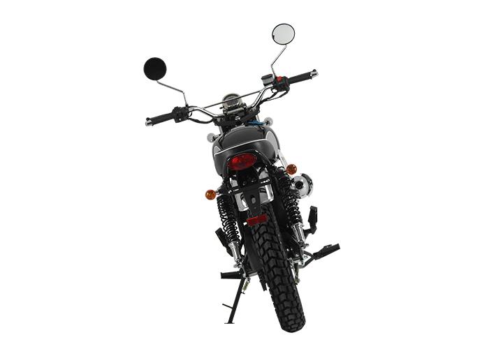 Retro 125cc - Sinnis Scrambler 125cc Rear