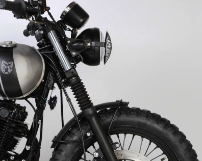 Mutt Motorcycles - Mutt RS-13 250