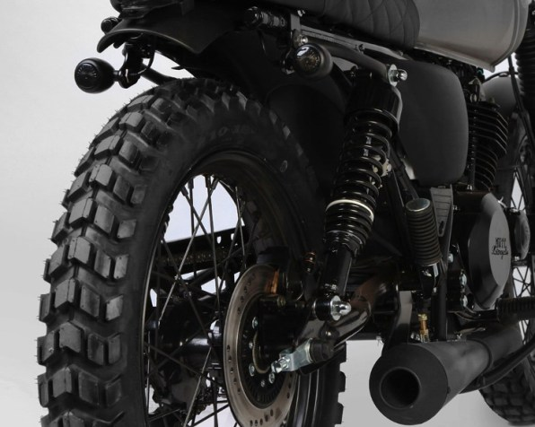 Mutt Motorcycles - Mutt RS-13 250 Rear Shocks
