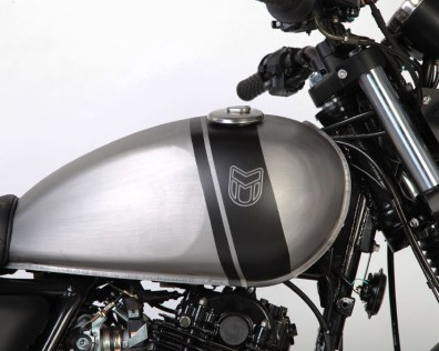 Mutt Motorcycle RS-13 250cc Tank