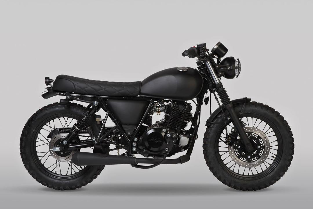 Mutt Motorcycles Sabbath 250