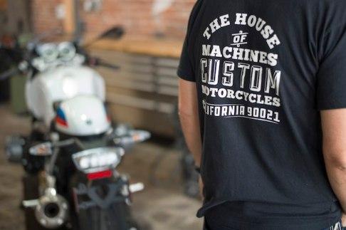 The House Of Machines, LA