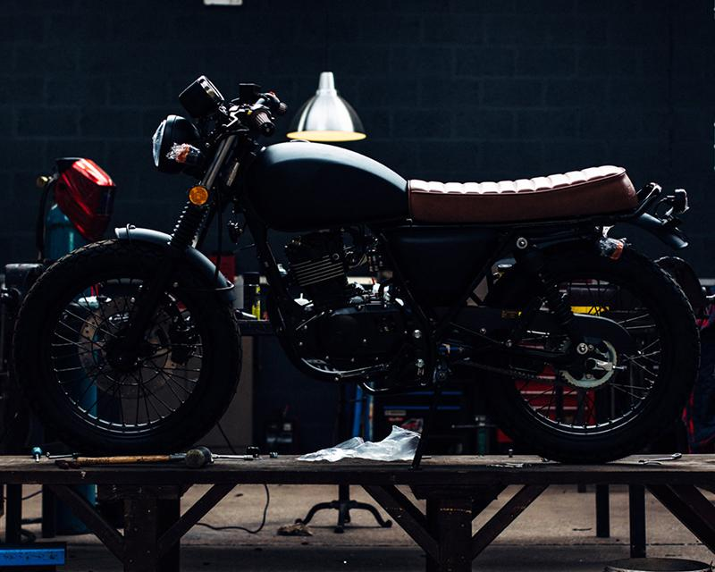 Mutt Motorcycles Motorcycles