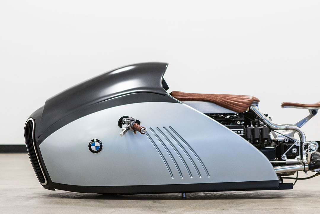 BMW K75 CUSTOM 'ALPHA'