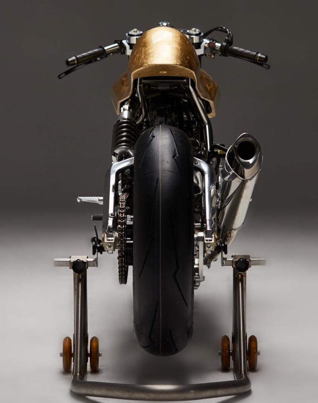 Ducati Scrambler Custom Aellambler Masaharu Rear