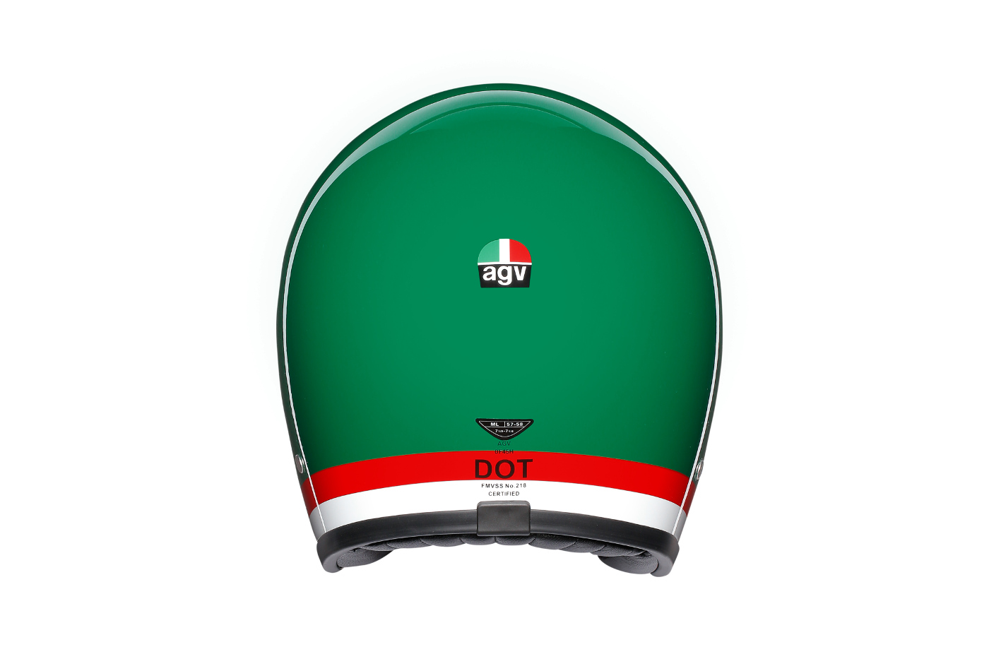 AGV Legends AGV X70 Pasolini [rear]