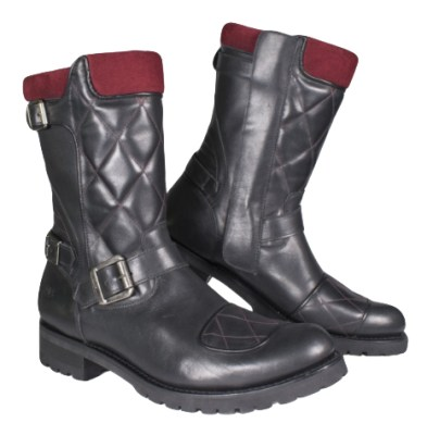 SENDRA RED SERIES KRASS BOOT BLACK-RED