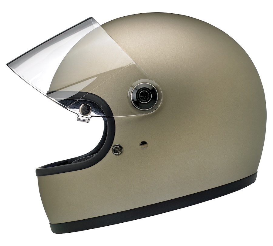 Biltwell Gringo S - ECE Approved Helmet Off-white
