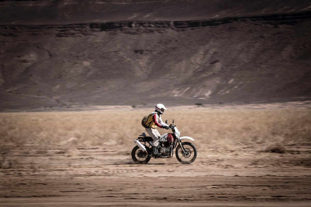 "FUEL ROYAL ""RALLY"" 400 at the SCRAM AFRICA"