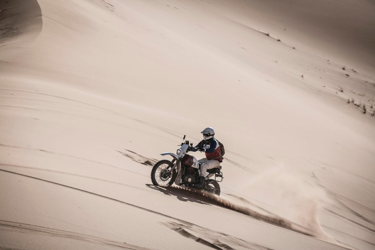 "FUEL ROYAL ""RALLY"" 400 at the SCRAM AFRICA Sand Dune Climb"