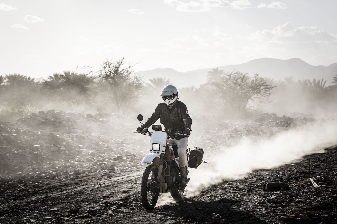 "FUEL ROYAL ""RALLY"" 400 at the SCRAM AFRICA dusty"