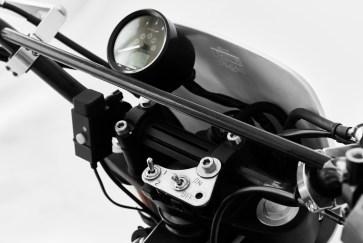 Fuel Motorcycles Royal Enfield Himalayan - Instruments