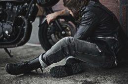 Pando Moto Motorcycle Jeans