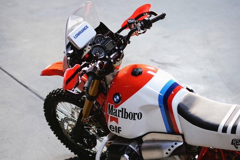RSD Dakar GS