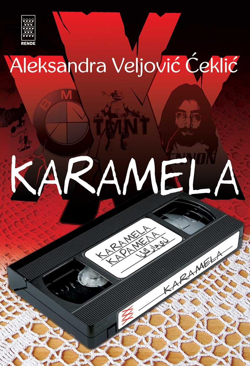 Karamela - Aleksandra Veljović Ćeklić | Rende
