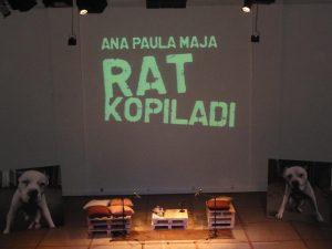 """Rat kopiladi"", Ana Paula Maja   promocija"
