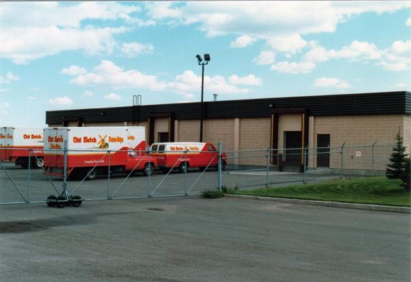 Rendek Group Dutch Foods Manufacturing & Storage
