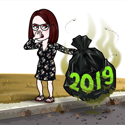 throwing out 2019