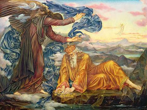 Evelyn De Morgan - Earthbound