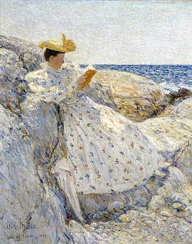 Childe Hassam - Summer Sunlight