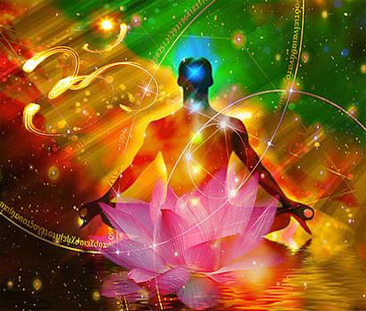 Infinite Meditation by Olivia Tatara
