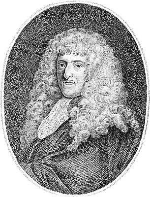 Jean Baptiste De La Quintinie : baptiste, quintinie, Baptiste, Quintinie, French, Drawing, Evans, Picture, Library
