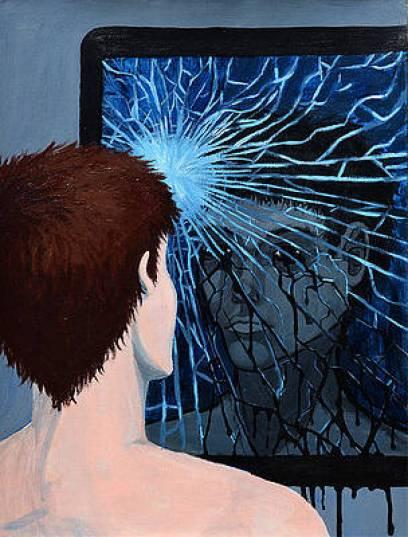Self Hate Paintings | Fine Art America