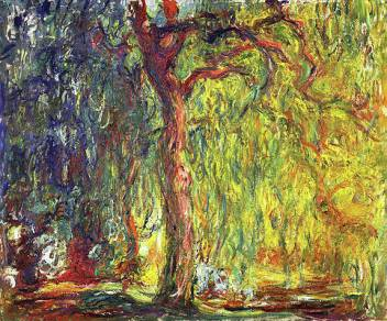 Weeping Willow Tree Paintings | Fine Art America