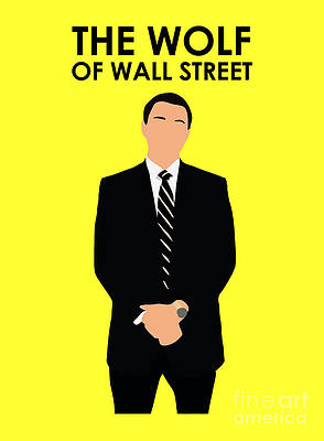 The Wolf Of Wall Street Vo : street, Street, (Page, America