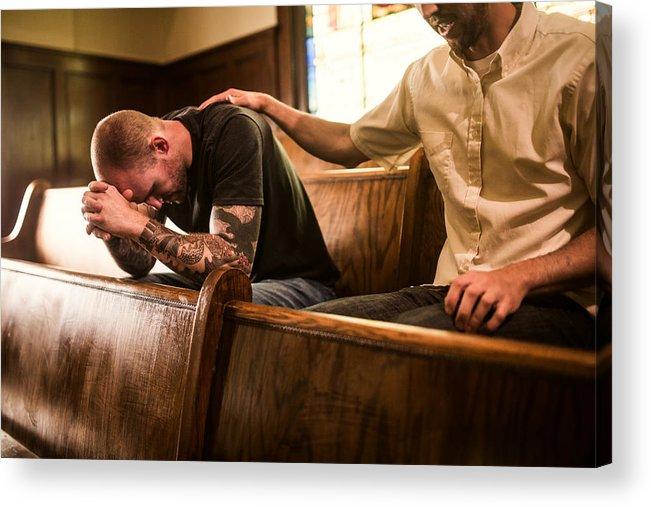 Church Tattoos For Men