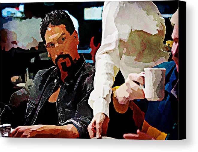 Leonardo Dicaprio Wolf Of Wall Street Canvas Wall Art Money ...