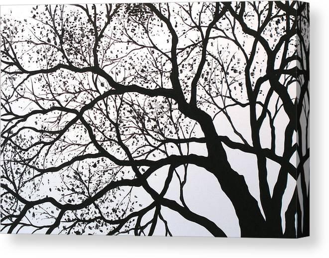 original abstract black and
