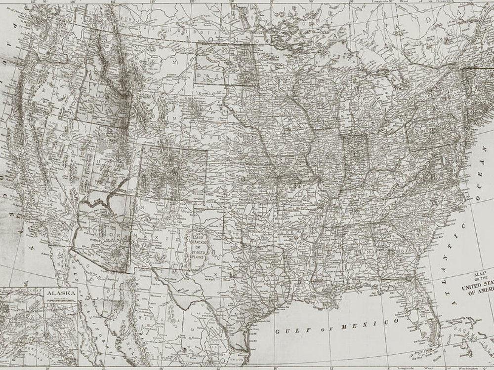 Maps are a terrific way to learn about geography. Natural Us Map Puzzle For Sale By Dan Meneely